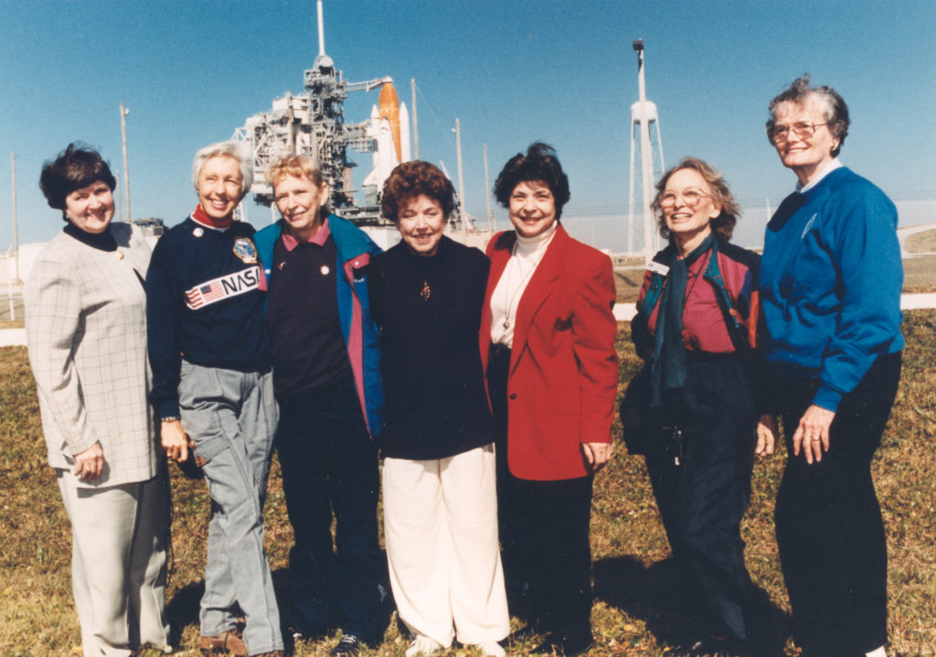 'Mercury 13' Uncovers NASA's Female Astronaut Initiative