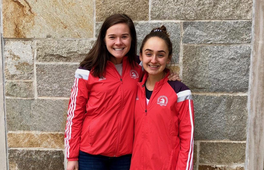 Boston Marathon Runner Kate Mignosa, CSON '19, Places 28th for Women