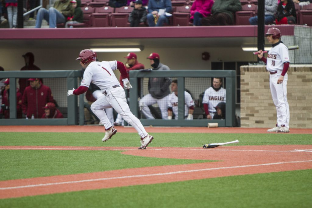 After Closing Seven-Run Gap, BC Falls to No. 17 FSU in Extras