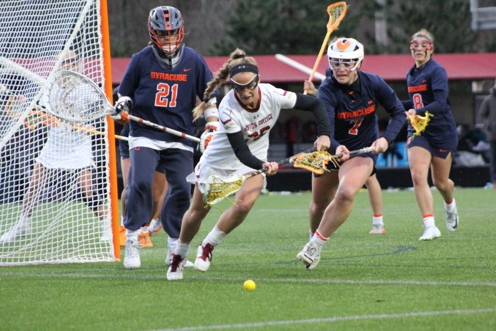 Notebook: Behind Apuzzo and Stout Defense, Lacrosse Remains Undefeated