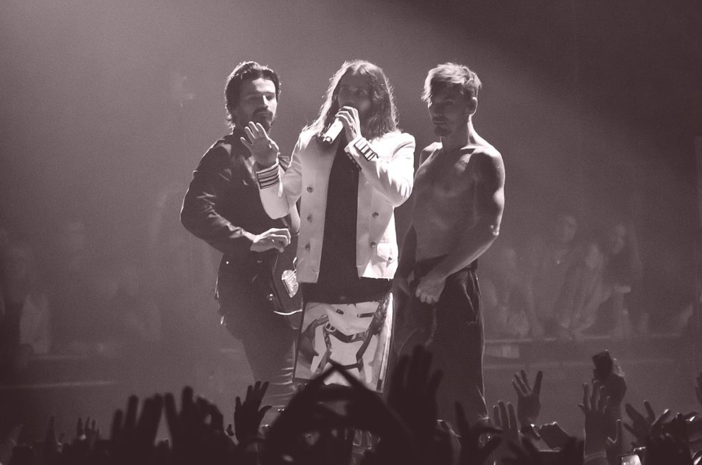 'America' Dramatically Alters Thirty Seconds to Mars' Sound