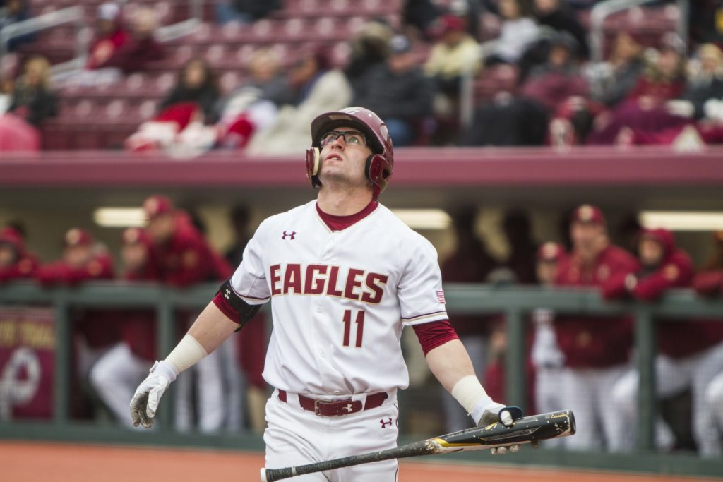Eagles' Scoring Drought Continues Against Rhode Island