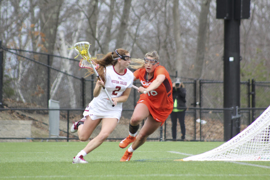 Behind Strong Defensive Effort, BC Clinches First-Ever ACC Regular Season Title