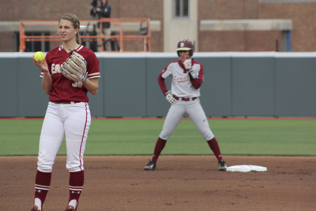 Eagles Fall Flat, Drop Weekend Series to Florida State