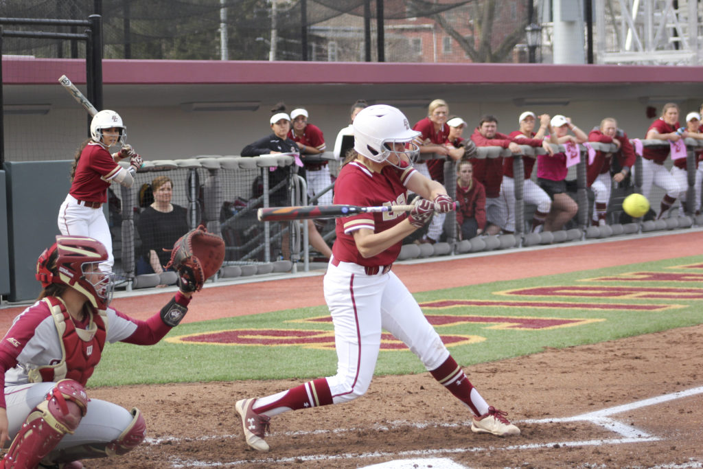 Eagles Split Doubleheader, Beat FSU For First Time in Decade