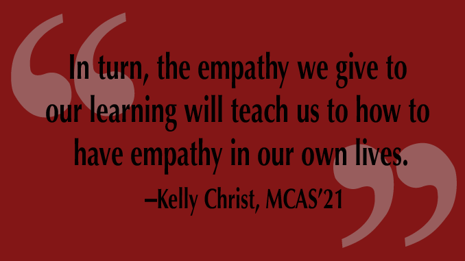 Learning With Empathy
