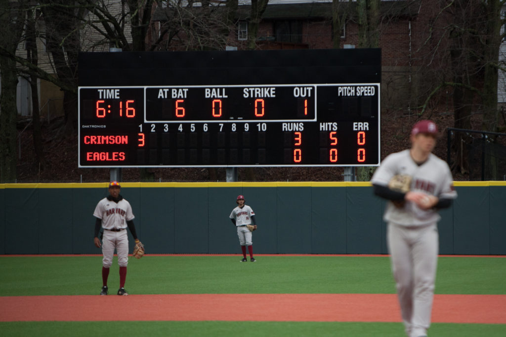 After 11 Innings, Eagles Stopped Short of Beanpot Final