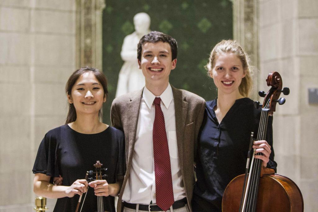 Musicians Showcase Passion and Skill at Alumni Concert