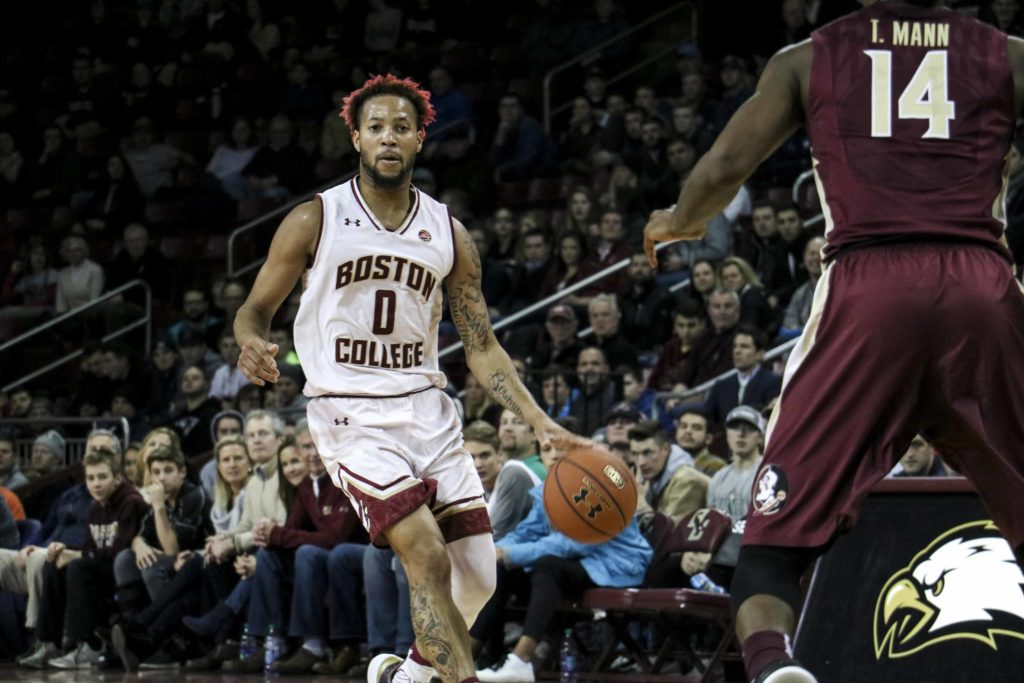 Ky Bowman Withdraws From NBA Draft, Returning to BC for Junior Season