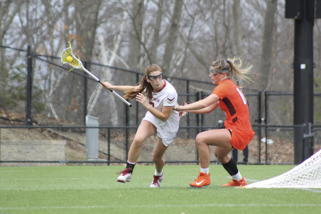Previewing 2018 Lacrosse: Second Round of NCAA Tournament Vs. Princeton