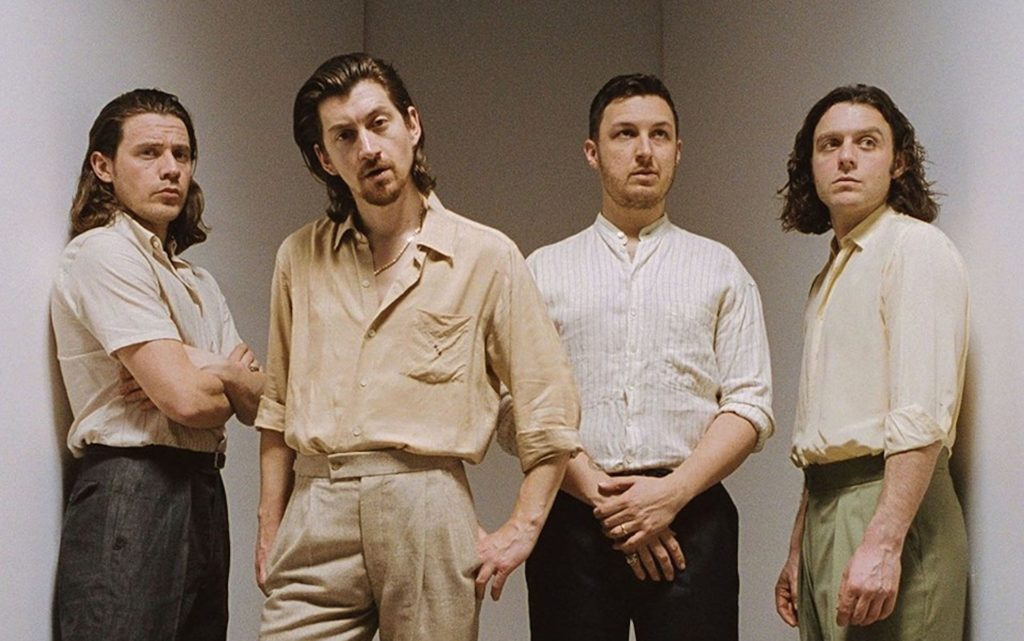 Arctic Monkeys Reach for Stars, Get Lost in Space on 'Tranquility Base'