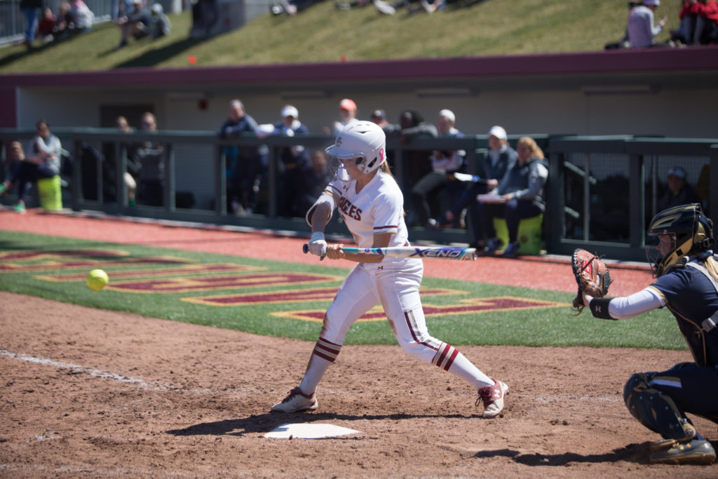BC Splits Doubleheader With Yellow Jackets, Holds on for Series Win