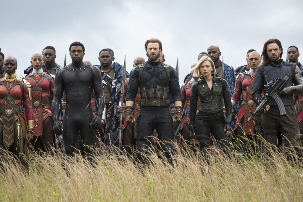 'Avengers:' Infinitely Long and Annoying