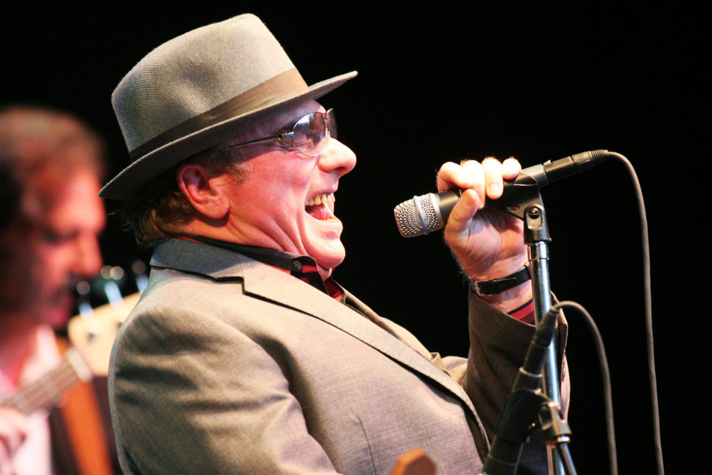 Van Morrison Collaborates with Joey DeFrancesco on New Album