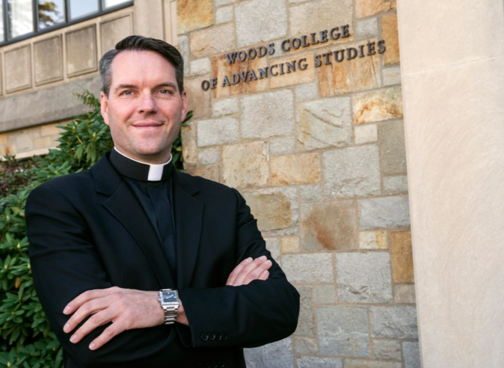 Woods College Dean to Become President of Saint Mary's University