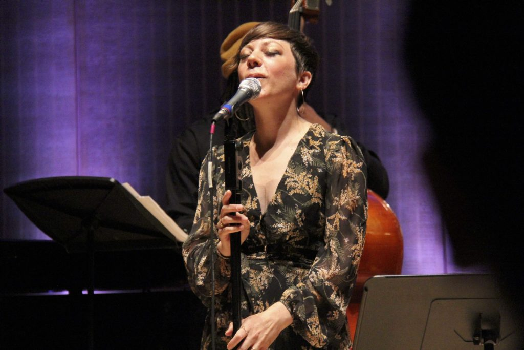 Gretchen Parlato Brings Serene Jazz to RISE Music Series