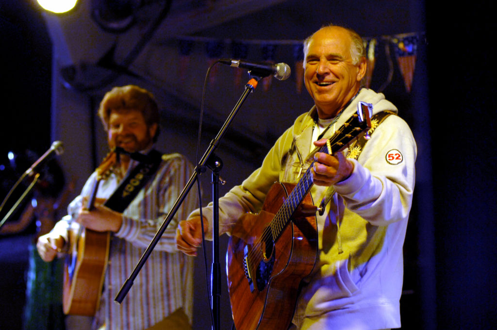Songs from the Starboard: the Best of Jimmy Buffett