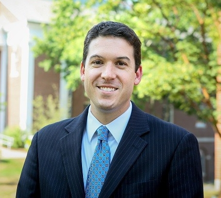 BC Names Grant Gosselin Director of Undergraduate Admission