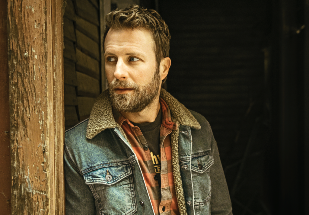 Dierks Bentley Climbs 'The Mountain' on New Album