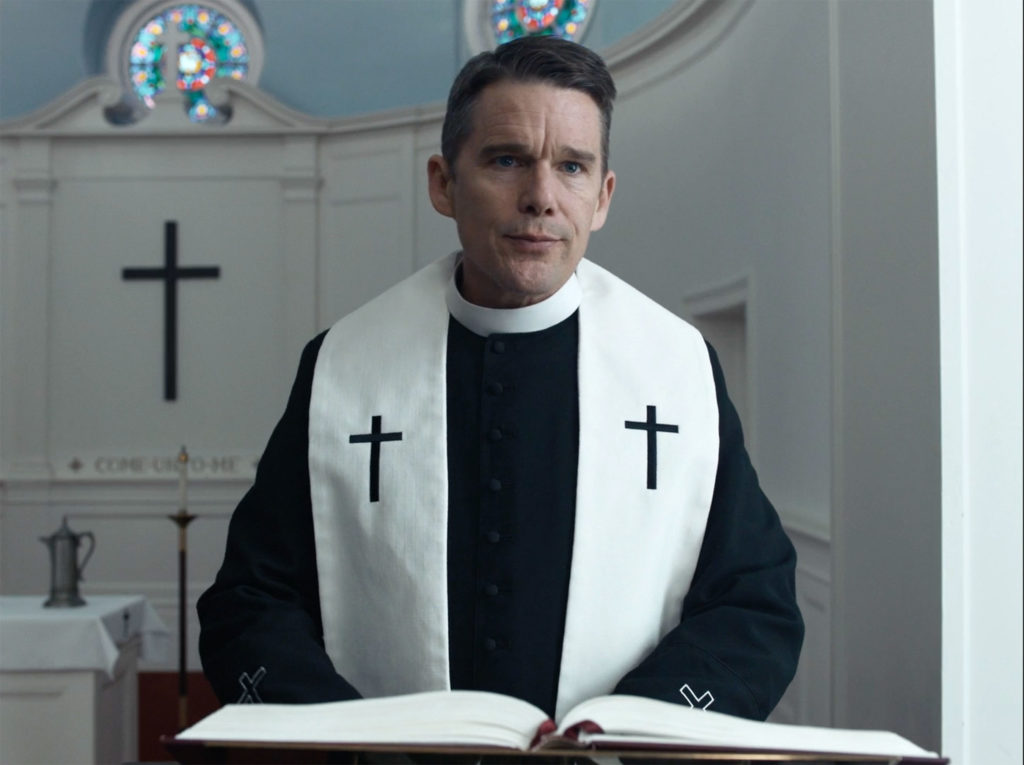 'First Reformed' Quietly Contemplates Faith and Climate Change
