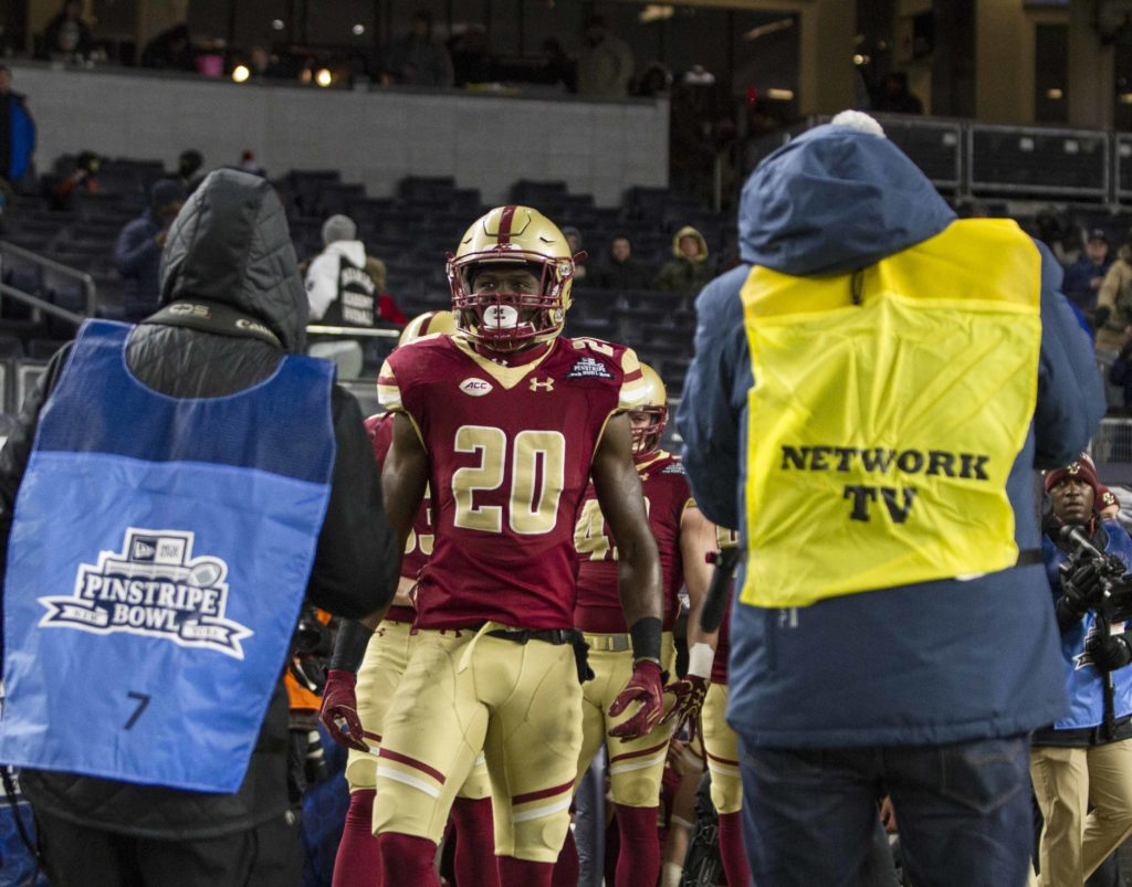 Ranking BC's Top-Five Offseason Departures, Acquisitions