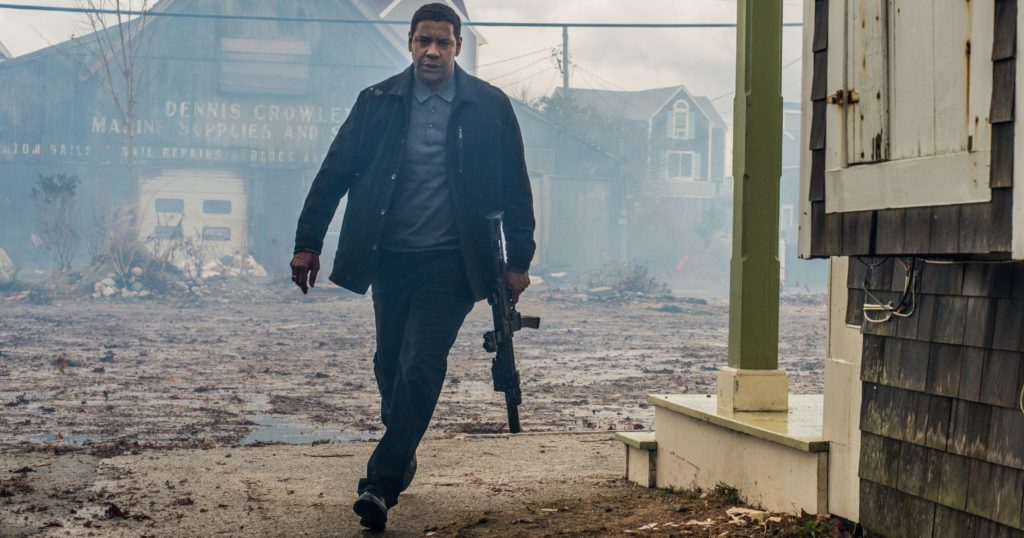 Denzel Washington Saves 'The Equalizer 2' Through Sheer Force of Will
