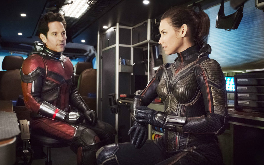'Ant-Man and the Wasp' Shrinks Under Pressure of Cinematic Universe