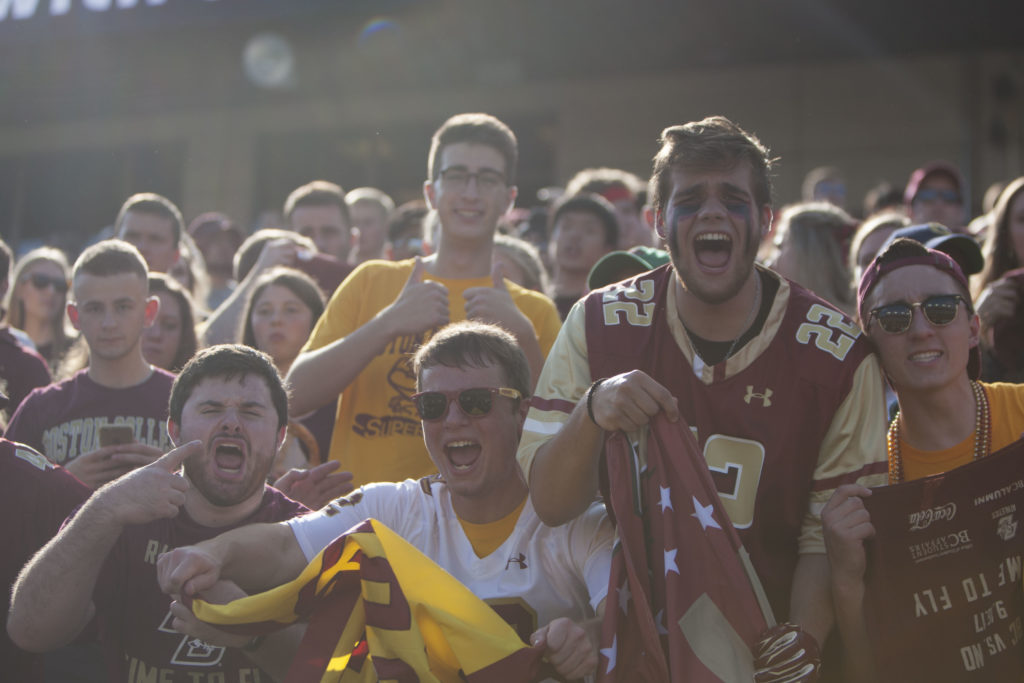 BC Finalizes Beer and Wine Sales at Alumni Stadium, Conte Forum