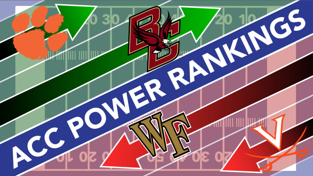 In ACC Preseason Power Rankings, It's Clemson and Everybody Else