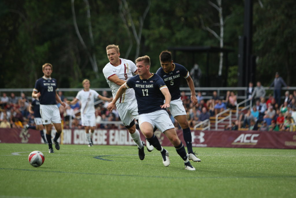 ACC Men's Soccer Preview: Tiers of Contention