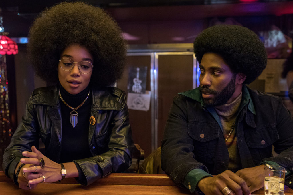 'BlacKkKlansman' Mixes Comedy and Biting Social Commentary