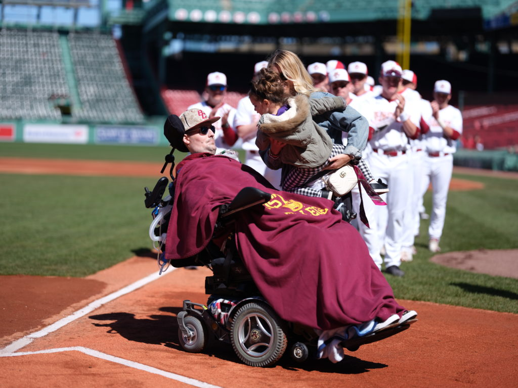 Four Years After Ice Bucket Challenge, Frates' Mission Still Making Waves