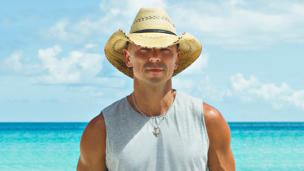 Chesney Uplifts Hurricane Victims with Proceeds from 'Songs for the Saints'