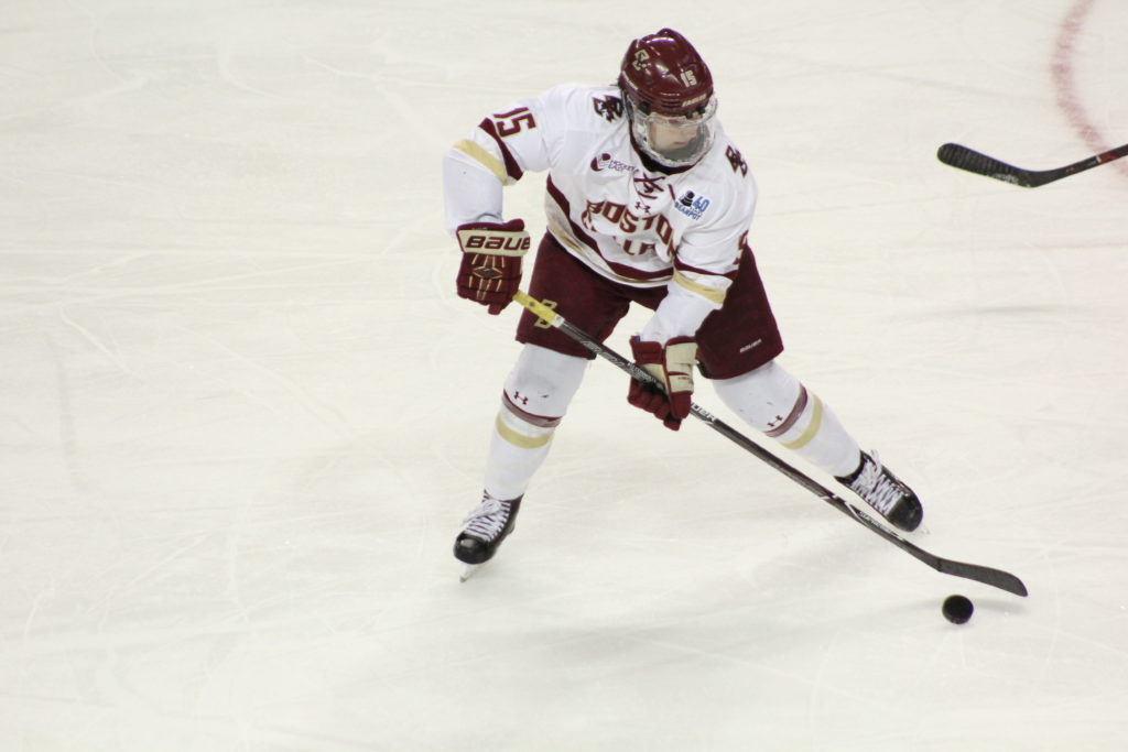 BC Falls Twice to Minnesota-Duluth in Season-Opening Series
