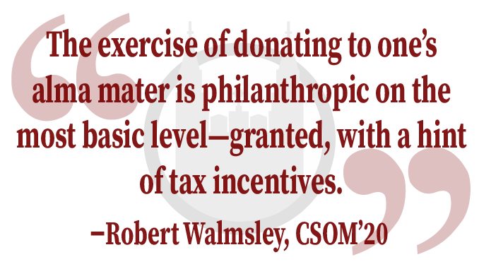 Separating Altruism From Philanthropy