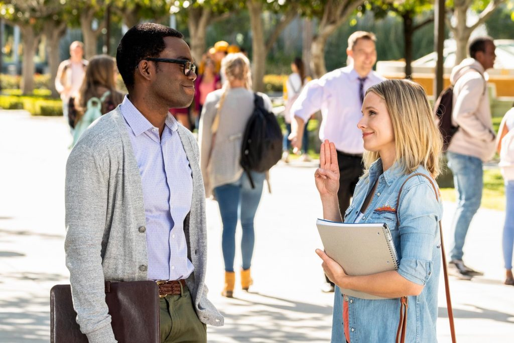 A Dose of Reality Brings 'The Good Place' Down to Earth