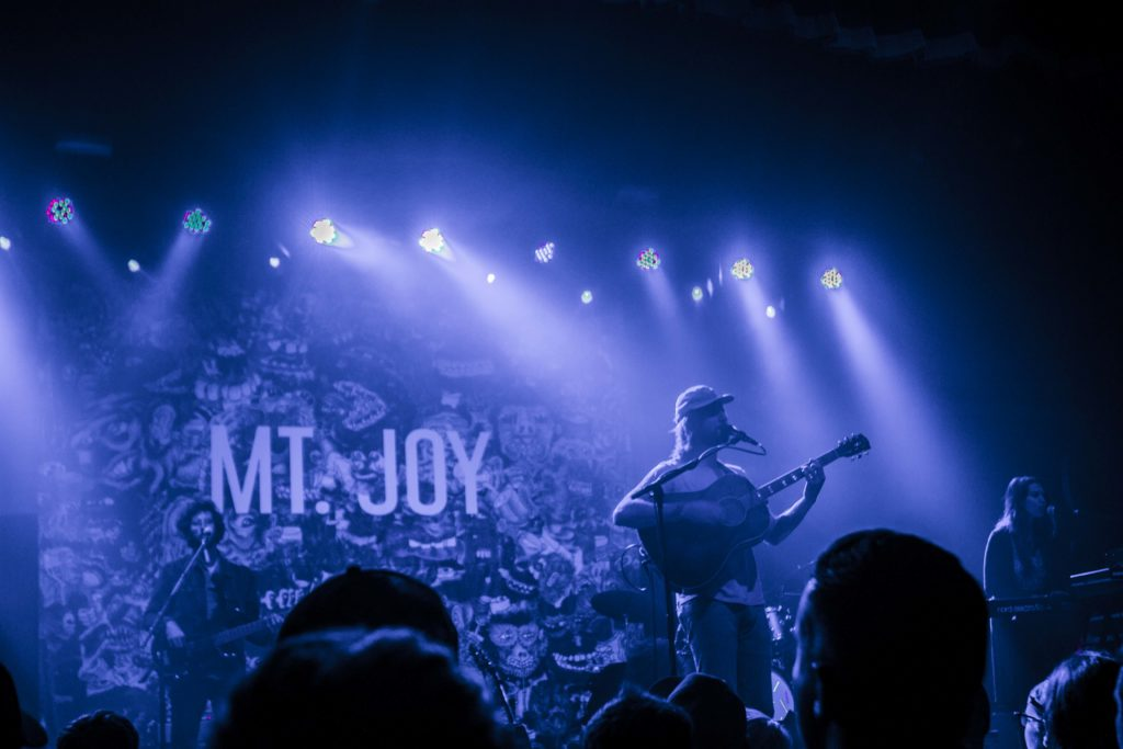 "Amid Period of Social Unrest, Mt. Joy Asks You to Find ""Silver Lining"""