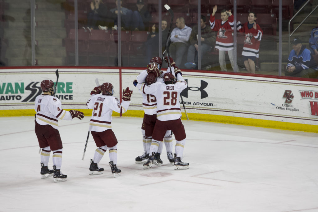 Men's Hockey Releases Complete 2018-19 Schedule