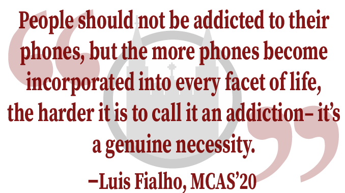 Beyond Addiction, Technology Is a Necessity