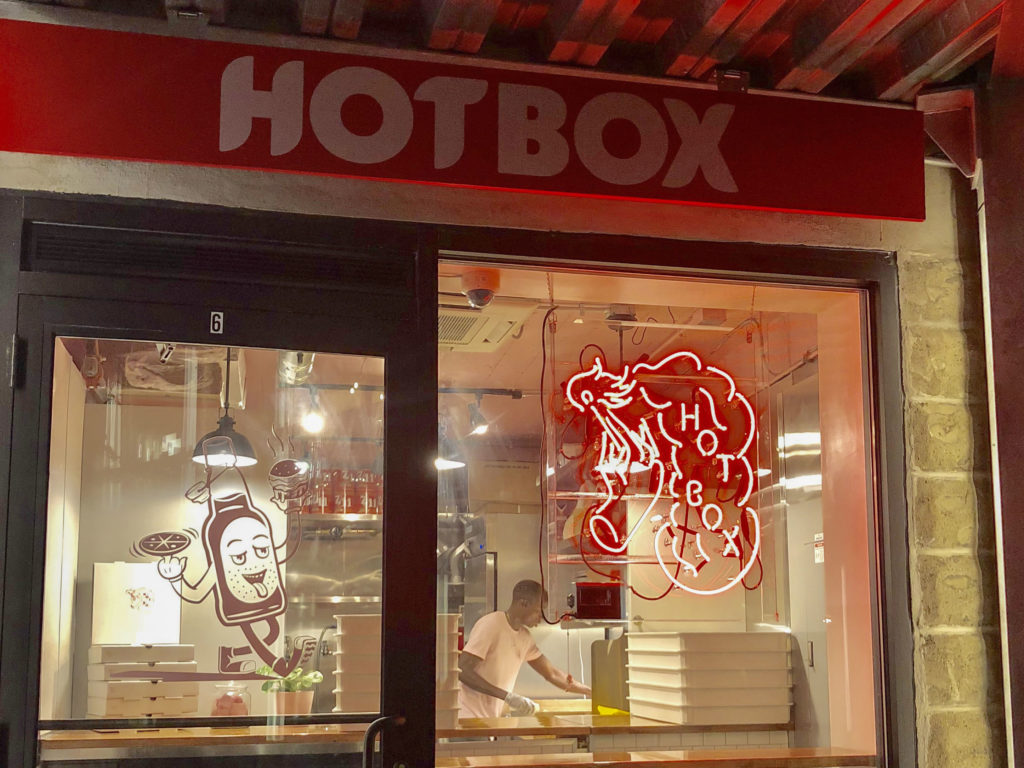 Hot Box Skillfully Blends North and South Shore Comfort Foods