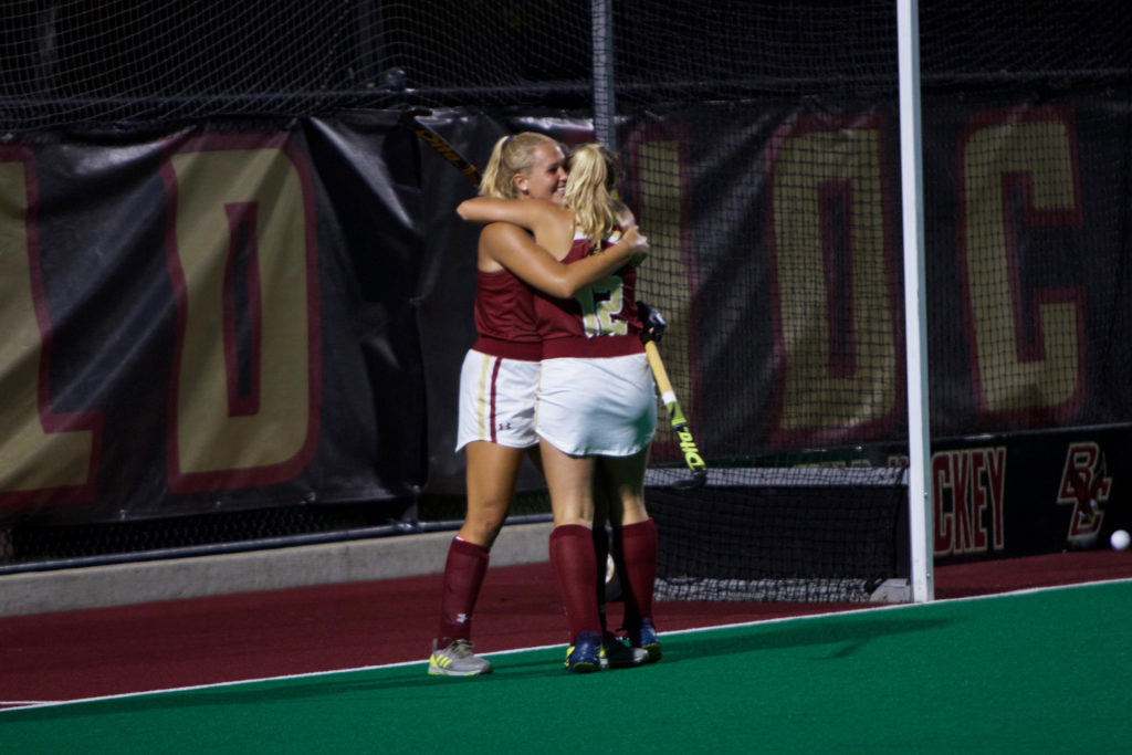 Matherson's Multi-Point Performance Leads BC Past No. 10 Cavaliers