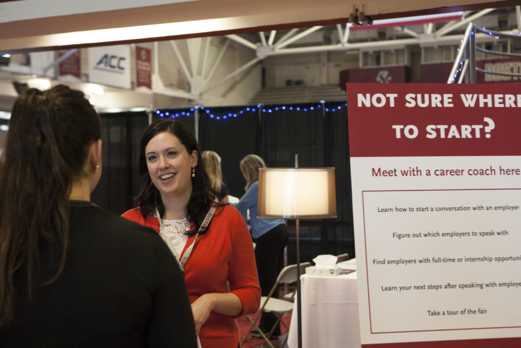 2018 Career Fair Sees Record Attendance