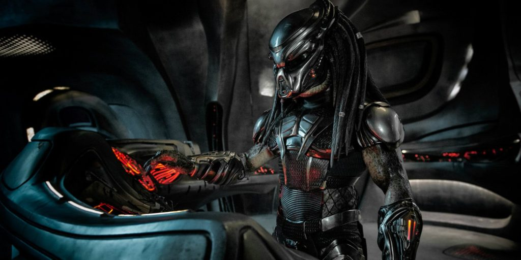 """Misplaced Humor Maims Intense Moments in """"The Predator"""""""