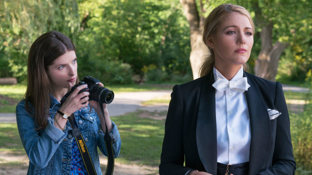 'A Simple Favor' Blends Noir Conventions and Shticky Comedy