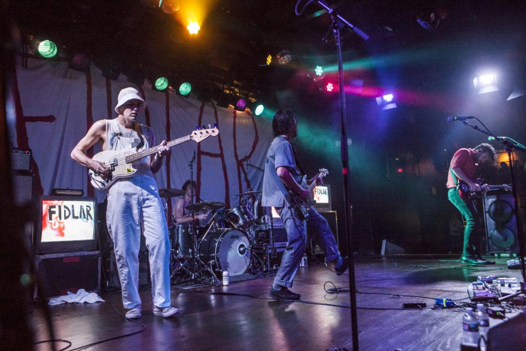FIDLAR Rides Waves of Reckless Riffs at Paradise Rock Club