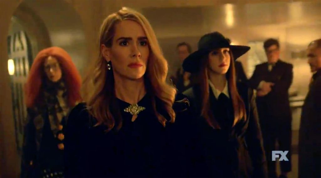 'AHS: Apocalypse' Incites More Laughter than Fear