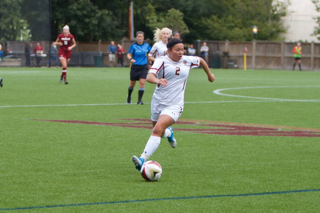 Previewing 2018 Women's Soccer: Harvard