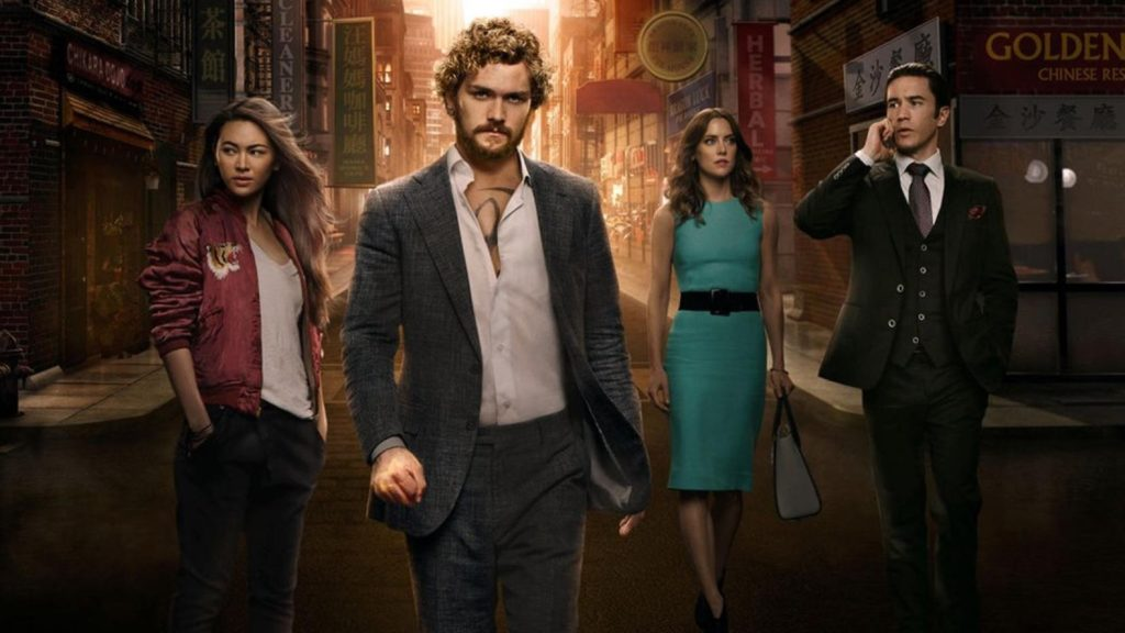 Marvel's 'Iron Fist' Fails to Pack a Punch