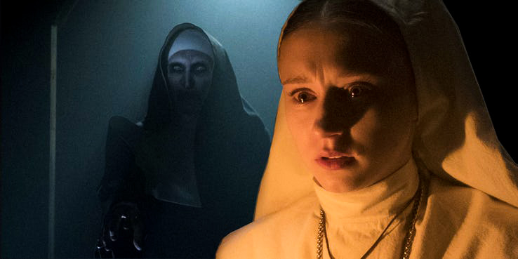 'The Nun' Leaves Audiences Praying for the End
