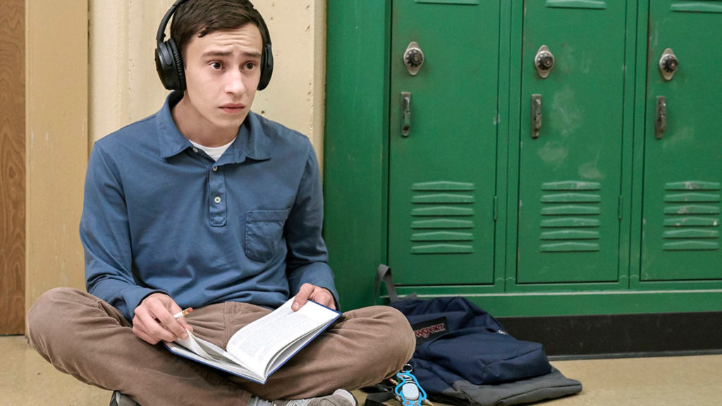 Autistic Character Revitalizes Ordinary High School Storyline